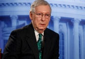 McConnell Scorns Campaign Reform and Voting Rights