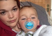 Alfie Lamb mum 'hit tot for crying as lover crushed him to death with car seat'