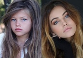 'Most beautiful girl in the world' makes 'blunder' in 10 year photo challenge