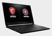 Our favorite gaming laptop, the MSI GS65 Stealth Thin, is $1,579 on Amazon (the cheapest it's ever b