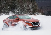Worried about commuting in winter weather? Nissan has the answer