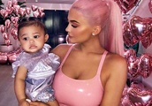 Kylie Jenner and Stormi Webster Just Wore Matching Bathing Suits on Vacation
