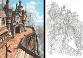 I want to live in this 3D recreation of Final Fantasy 9's Lindblum