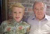 Grandad and grandson killed by train in 'ball of fire' after driving onto level crossing