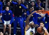 Opinion: DeMarcus Cousins' impressive debut with Warriors has rest of NBA in trouble