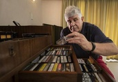 Rewinding the clock on cassette tapes' shelf life