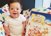 'Miracle' baby boy who survived TWENTY-FIVE heart attacks in one day