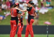 Stunning last-ball drama in not one, but two, Women's Big Bash League semifinals