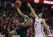 College basketball: Wisconsin hands No. 2 Michigan its first loss of season