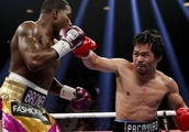 Pacquiao defeats Broner to retain his welterweight belt, wants Mayweather