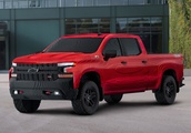 Chevy made a full-size Silverado truck out of Lego bricks
