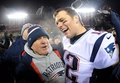 Tom Brady & Bill Belichick have been to twice as many Super Bowls as any QB/coach duo in history