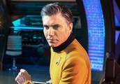 'Star Trek' Actor Anson Mount Emotional Over Approval From Original Captain Pike's Son