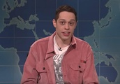 SNL's Pete Davidson addresses worrying Instagram post with a joke on 'Weekend Update'