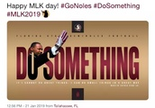 4 problematic things about FSU's bizarre, deleted Martin Luther King Jr. graphic