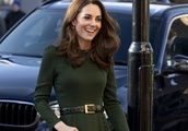 The Subtle Message in Kate Middleton's Head-to-Toe Green Look