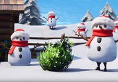 'Fortnite' update makes you the most dangerous snowman ever