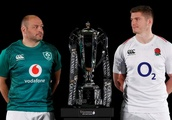 Six Nations 2019: Owen Farrell 'confident' of injury return in time for Ireland VS England