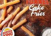 Burger King Funnel Cake Fries are coming back? Sweet!