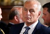 Ex-Trump Chief of Staff John Kelly Calls on President to End Shutdown