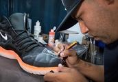 NBA stars turn to Salvador Amezcua, a.k.a. Kickstradomis, for colorful sneaker designs
