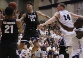 Southland basketball: No. 3 Gonzaga uses late run to defeat LMU; UC Riverside upsets UC Santa Barbar