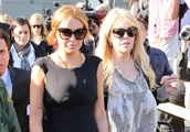 Lindsay Lohan Threatens to 'Expose' CBS Following Mom Dina's Stint on 'Celebrity Big Brother'