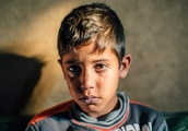 'We can't survive like this': Life in the camps for Syria's refugee children