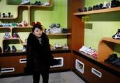 North Korea has instructed its factories to copy big brands' sneaker designs