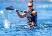 Star canoeist Lisa Carrington adds national K1 500m title to K1 200m win