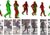 Vision system for autonomous vehicles watches not just where pedestrians walk, but how