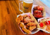 Korean Chicken and Beer Slinger Chi Mac Prepares to Open in Bellevue