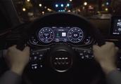 Audi's traffic light sensor lets you catch all the greens