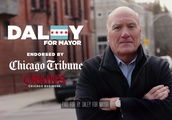 Bill Daley launches TV AD against 'smears,' says Ken Griffin will give another $1 million