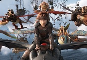 Box Office: 'How to Train Your Dragon 3' Speeding to Series-Best Debut With $58 Million