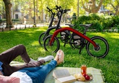 GM's Arīv electric bikes are launching in Europe first