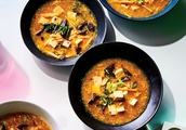 Vegetable Hot-and-Sour Soup