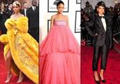Rihanna's most Rihanna fashion moments