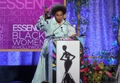 Jenifer Lewis addresses Jussie Smollett at Essence's Black Women in Hollywood luncheon