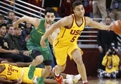 USC defense steps up to clip Oregon 66-49