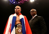How Chris Eubank's influence over son's career gradually began to wane ahead of James DeGale fight
