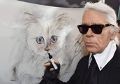 How can we celebrate the art of Karl Lagerfeld who said such controversial things? Here's how I do
