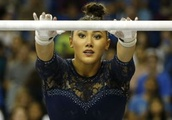 Undefeated UCLA gymnastics team shines in victory over Utah