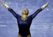 Despite Kyla Ross' two perfect scores, UCLA falls to Oklahoma in gymnastics