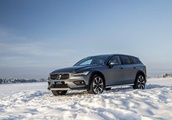 Volvo V60 Cross Country review: the car that saved me from frostbite