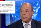 Ari Fleischer's Iraq War tweet isn't going over well
