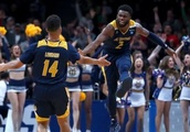 UC Irvine opens its Cinderella bid with upset over Kansas State in NCAA tournament