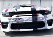 2020 Dodge Charger SRT Hellcat Widebody Caught Filming Commercial