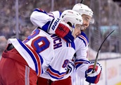 The Rangers are finally seeing the other Pavel Buchnevich