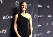 Mandy Moore wears one shoulder jumpsuit at the PaleyFest event in LA